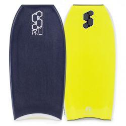 Science Pro Tech PE Bodyboard - Midnight Blue/Yellow
