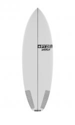 Pyzel Gremlin 6ft 0 Surfboard - White
