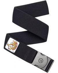 Arcade Rambler Collab Caballero Belt - Black