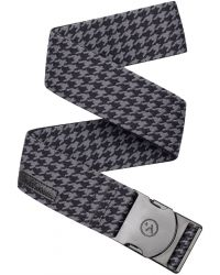Arcade Ranger Belt - Black/Houndstooth