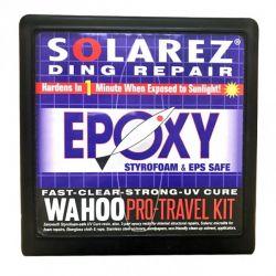 Solarez Epoxy Pro Surfboard Repair Travel Kit front