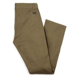 Brixton Reserve Chino Trousers - Olive