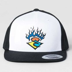Rip Curl Surf Sticker Cap - Black - front