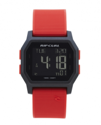 Rip Curl Atom Digital Mens Watch in Rust