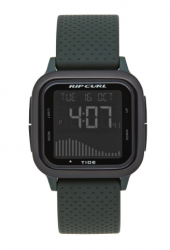 Rip Curl Next Tide Mens Watch in Military Green