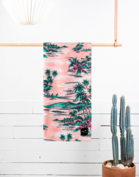 Slowtide 'Outrigger' 100% Cotton Velour Towel