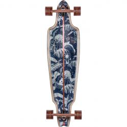 "Globe Prowler Classic 38"" Skateboard - Rosewood/Copper"