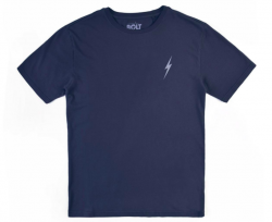 lightning bolt dress  blues tee