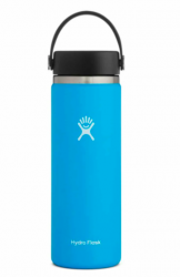 Hydro Flask Bottle - 20oz Flex Cap 2.0 with Wide Mouth - 'Pacific'