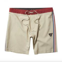 Vissla The Trip Board Shorts - Khaki