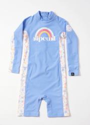 Rip Curl Girls UV Spring Suit - Blue