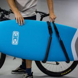 Ocean & Earth Side Load Surfboard Bike Rack