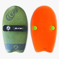 Slyde Handboards The Grom - Army Green/Pilsner