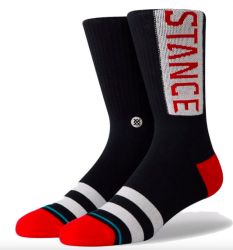 Stance Socks OG - Red