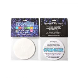 Northcore Stormsure 75mm Tuff Tape Patches 2021 - 5 Pack - Full View