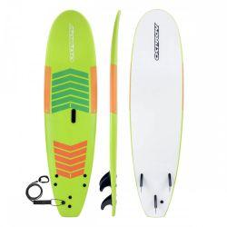 """Osprey Learn To Surf 7'2"""" Foam Surfboard"""