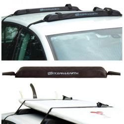 Ocean & Earth SUP/Longboard Soft Roof Rack