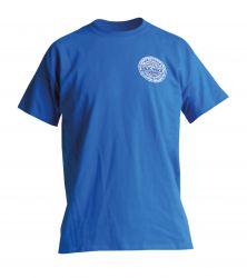 Sex Wax Whitewash Mens T Shirt in Blue