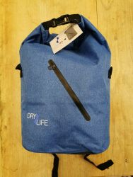 Dry Life 40L Dry Bag Backpack - Blue front