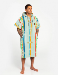 Slowtide Harlow Changing Robe 2021 - Multi - Front