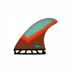 Futures TP1 Honeycomb Tri Fin Set - Large