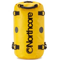 Northcore Dry Bag 40L  Backpack 2021 - Yellow - Front