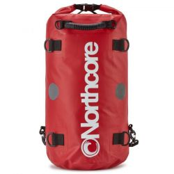 Northcore Dry Bag 40L  Backpack 2021 - Red - Front