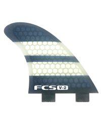 FCS V2 Thruster Fins