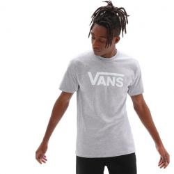 Vans Classic T-Shirt - Athletic Heather/White