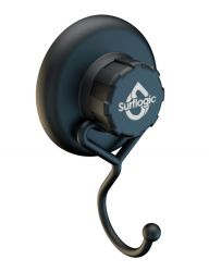 Surflogic Wetsuit Suction Hook - Black