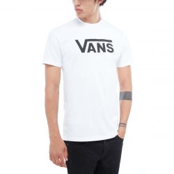 Vans Classic T-Shirt - White/Black