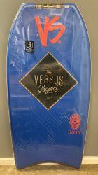 VS Ikon PE Bodyboard - Royal Blue/Fluro Red