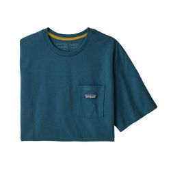 Patagonia Men's P-6 Label Pocket T-Shirt
