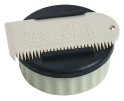 White Pot and Comb