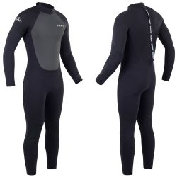 Osprey Mens 6/5mm Back Zip Wetsuit 2021 first