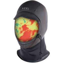 Xcel Drylock 2mm TDC Wetsuit Hood - Black
