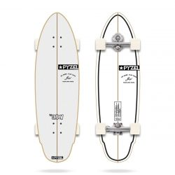 YOW X Pyzel Shadow 33.5 Inch Surfskate