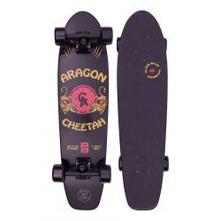 "Z-Flex Aragon Cheetah 29"" Skateboard - Black"