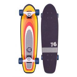 "Z-Flex Surf-A-Gogo 29"" Skateboard - Multi"