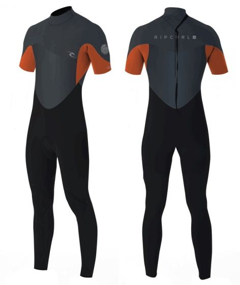 Rip Curl Omega 3/2mm Short Sleeve Wetsuit 2018