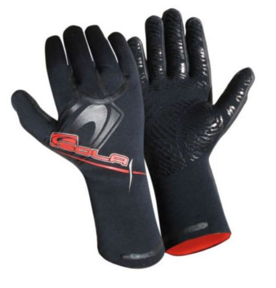 Sola Superstretch 5mm Winter Wetsuit Gloves 2017