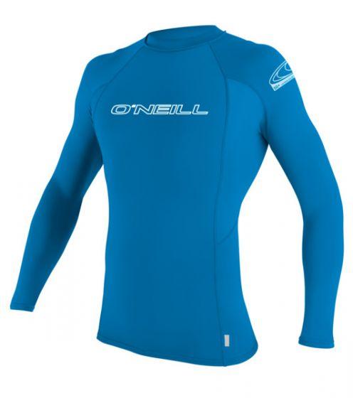 O'Neill Kids Blue Rash Vest - Performance fit - 2016 - Long Sleeve f