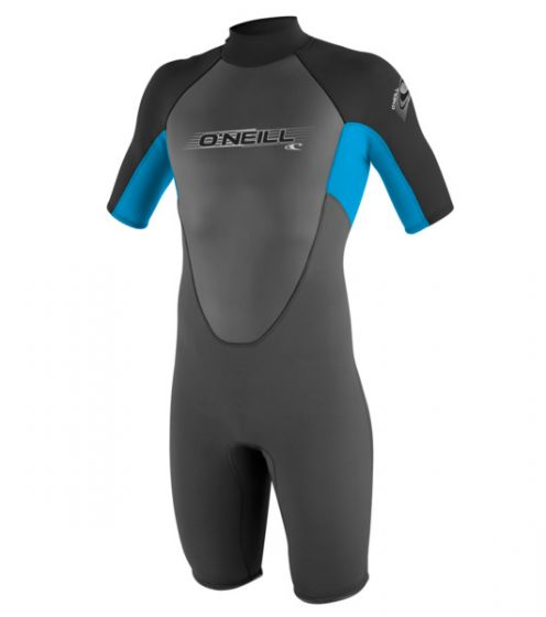 O'Neill Kids Reactor 2mm Shortie Wetsuit 2016 f