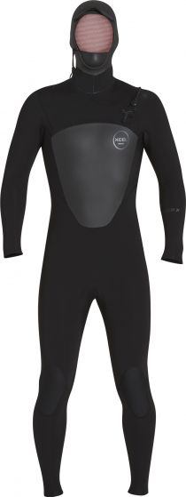 Xcel Axis X 5/4mm Hooded Mens Winter Wetsuit 2018