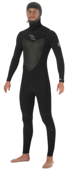 Rip Curl Flash Bomb Mens Hooded 5/4mm Winter Wetsuit 2017