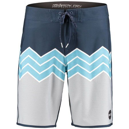 oneill Hyperfreak Jordy Mens Board Shorts - Blue
