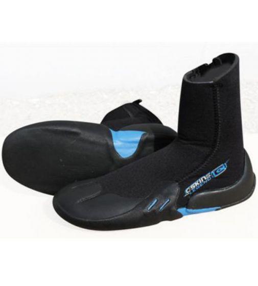 C Skins kids 3.5mm legend zip up wetsuit boots